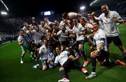 Chức vô địch lịch sử của Real Madrid và Zidane