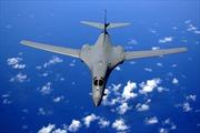 Vừa điều tàu sân bay thứ 3, Mỹ lại bị Triều Tiên tố sử dụng máy bay ném bom B-1B