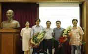 NSƯT Chí Trung trở thành tân giám đốc Nhà hát Tuổi trẻ