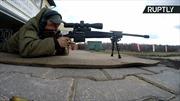 Cận cảnh uy lực súng bắn tỉa thế hệ mới của quân đội Nga