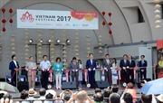 Khai mạc Lễ hội Việt Nam 2017 tại Nhật Bản