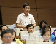 Đại biểu Quốc hội 'truy' Bộ Kế hoạch - Đầu tư về giải ngân vốn chậm