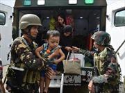 Quân đội Philippines ngừng bắn nhân đạo tại Marawi