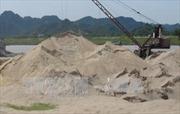 TP Hồ Chí Minh tổ chức kiểm tra chất lượng, giá cát xây dựng