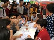 Các trường đại học tiếp tục công bố ngưỡng xét tuyển