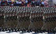 Trung Quốc giảm quy mô Lục quân xuống dưới 1 triệu quân nhân