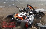 Thừa Thiên - Huế: Ô tô đâm xe máy, hai người tử vong