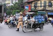 Hà Nội đề xuất lộ trình thu hồi xe ba bánh không đảm bảo tiêu chuẩn
