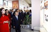 Triển lãm 'Quan hệ hữu nghị truyền thống, đoàn kết đặc biệt Việt Nam - Lào, Lào - Việt Nam'