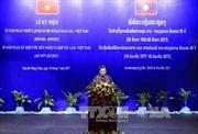 Thắt chặt tình hữu nghị truyền thống tốt đẹp và đoàn kết đặc biệt Việt - Lào