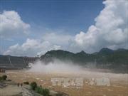 Ứng phó với bão số 4: Các nhà máy thủy điện ở Thừa Thiên - Huế chủ động xả lũ