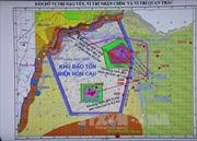 Bình Thuận 'khoanh' vị trí có thể tiếp nhận chất nạo vét của nhà máy Vĩnh Tân 1