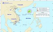 Áp thấp nhiệt đới gây mưa to gió giật trên biển Đông