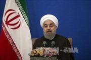 Tổng thống Iran tuyên thệ nhậm chức nhiệm kỳ hai