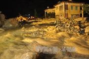 Tìm thấy một người mất tích do mưa lũ tại Yên Bái
