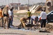 Iraq phát hiện 2.100 thi thể dân thường sau giải phóng Mosul