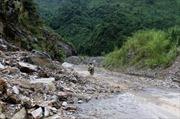 Tuyên Quang: Khẩn trương khắc phục sạt lở trên các tuyến giao thông