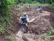 Huyện biên giới Nậm Pồ nỗ lực khắc phục hậu quả mưa lũ