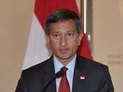 Ngoại trưởng Singapore nhận định quan hệ ASEAN-Trung Quốc theo 'quỹ đạo tích cực'