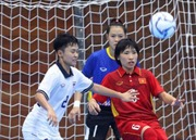 SEA Games 29: HLV futsal nữ Việt Nam chỉ ra lý do thất bại ngày ra quân