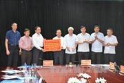 Trao 1 tỷ đồng giúp Sơn La khắc phục lũ quét