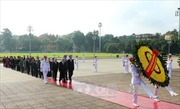 Lãnh đạo Đảng, Nhà nước viếng Lăng Bác nhân kỷ niệm 72 năm Quốc khánh 2/9
