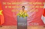 Kỷ niệm 72 năm Quốc khánh Việt Nam tại Nhật Bản, Campuchia