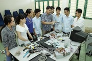 Trường đại học Hồng Đức - Ngôi trường thắm đượm tình hữu nghị Việt-Lào
