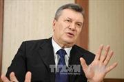 Cựu Tổng thống Ukraine Yanukovych bị buộc tội tiếm quyền