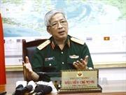 Thượng tướng Nguyễn Chí Vịnh tiếp Đại sứ Hoa Kỳ tại Việt Nam