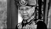 Điện chia buồn cựu Vương Malaysia qua đời