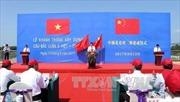 Quảng Ninh: Khánh thành cầu Bắc Luân II Việt - Trung