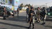 Đánh bom liều chết gần sân vận động ở thủ đô Kabul