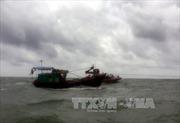 Bộ đội Biên phòng Ninh Bình cứu sống 3 thuyền viên bị trôi dạt trên biển
