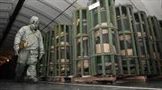 Nga hoàn thành trước thời hạn công tác tiêu hủy vũ khí hóa học