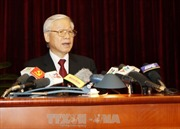 Khai mạc Hội nghị lần thứ sáu Ban Chấp hành Trung ương Đảng khóa XII