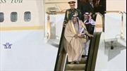 Quốc vương Saudi Arabia 'kẹt cứng' trên chiếc thang máy vàng khi đến Moskva