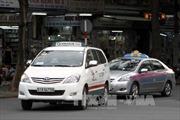 Vinasun cam kết bóc decal phản đối Uber, Grab