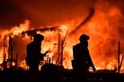 Vùng Bắc California chìm trong khói lửa cháy rừng, 1.500 ngôi nhà bị thiêu rụi