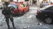 Nga nghi Mỹ hợp tác với khủng bố ở Syria, Damascus rung chuyển vì bom nổ
