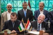 Fatah và Hamas chính thức ký thỏa thuận hòa giải