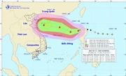Bão Khanun vào biển Đông, trở thành cơn bão số 11