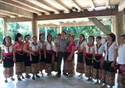 Tiến sĩ Nhật giúp đồng bào Thái xóa nghèo