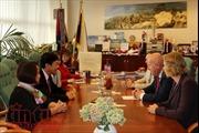 Việt Nam và CH Séc tìm kiếm cơ hội hợp tác kinh tế - thương mại