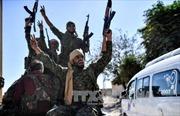 Syria quét sạch hoàn toàn IS khỏi thành trì Raqqa