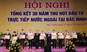 Bắc Ninh thu hút trên 15,5 tỷ USD vốn đầu tư trực tiếp nước ngoài