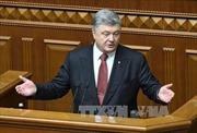 Ukraine chấm dứt thêm một thỏa thuận quốc phòng với Nga
