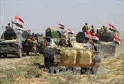 Quân đội Iraq kiểm soát hầu hết khu vực tranh cãi với người Kurd