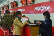 Vietjet dẫn đầu tốc độ tăng trưởng trong các hãng hàng không