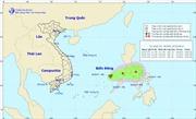 Ngày mai áp thấp nhiệt đới sẽ vào Philippines